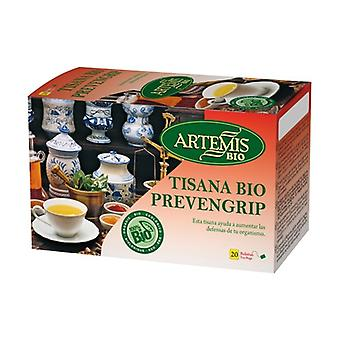 Tisana Prevengrip Infusion Bio 20 infusion bags