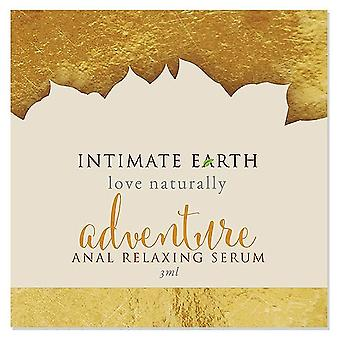 Intimate Earth Relaxing Anal Serum Adventure Foil 3 ml