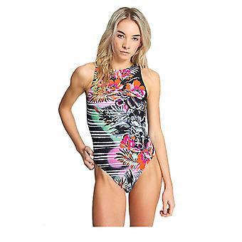 Zoggs Womens/Ladies Latino Love One Piece Swimsuit