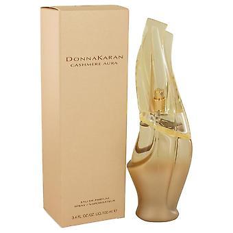 Cashmere Aura Eau De Parfum Spray By Donna Karan 3.4 oz Eau De Parfum Spray