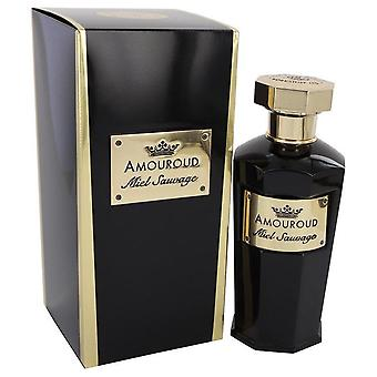 Miel Sauvage Eau De Parfum Spray (Unisex) By Amouroud 3.4 oz Eau De Parfum Spray