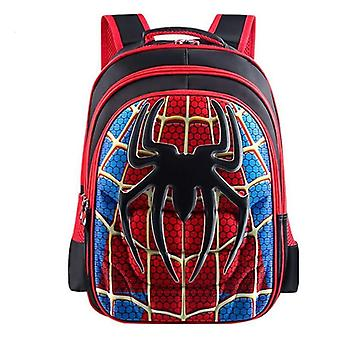 Spider Design Primary School Backpack