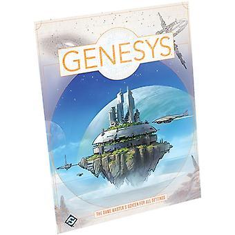 Genesys RPG Game Master's Screen