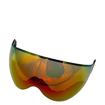 Skiing Snowboard Helmet, Integrally Molded Outdoor Sports Goggles