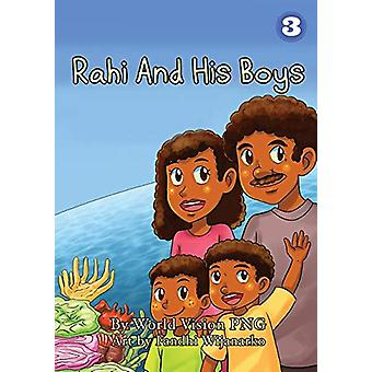 Rahi And His Boys by World Vision - 9781925863680 Book