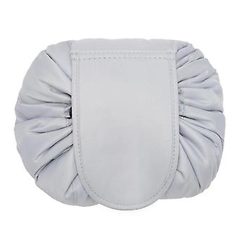 Men Storage Bag Printing Drawstring  Makeup Organizer Dustproof Cover