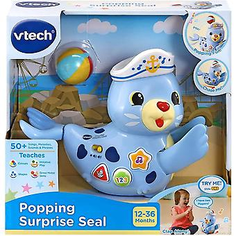 Vtech popping surprise seal with fun tricks and sounds