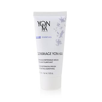Yonka Essentials Gentle Botanical Polish Exfoliating With Carob - Clarifying 50ml/1.8oz
