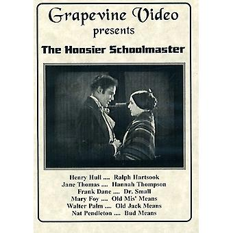 Hoosier Schoolmaster (1923) [DVD] USA import