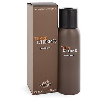 Terre D'Hermes by Hermes Deodorant Spray 5 oz