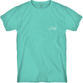 Lost beastie tee shirt