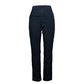 Belle By Kim Gravel Women's Jeans Flexibelle Tummy Smoothing Blue A391270