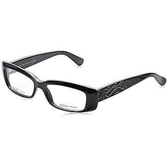 Armani 0AR6037 315173 58 Sonnenbrille, Braun (Brushed Brown/Brown), Herren