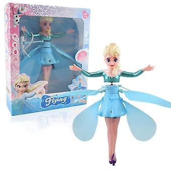 プリンセスエルザ妖精、魔法飛行中断航空機制御、人形