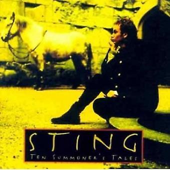 Sting / Ten Summoner es Tales CD