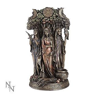 Maiden, Mother Crone Figurine