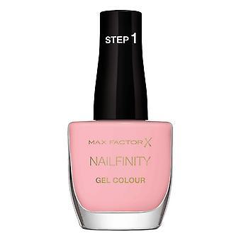 neglelakk Nailfinity Max Factor 230-ledende dame