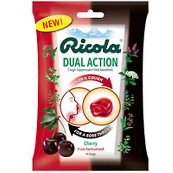 Ricola Ricola Cough drops, cherry honey 19 Drops