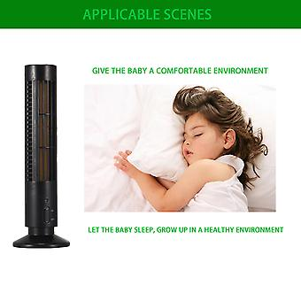 Air Cleaner Black Ionizator Portable Air Purifier Freshener For Home Use