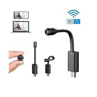 Wifi Hidden Ip Camera Usb Powered Supports Microsd/tf Card(32G)