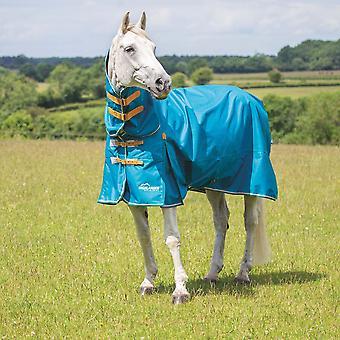 Shires Highlander Original Lite Combo Neck Horse Turnout Matta
