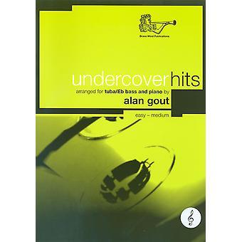 Undercover Hits Tuba/Eb Bass Treble Clef (tuba/Eb Bass)