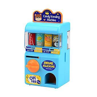 Mini Beverage Vending Machine-simulation