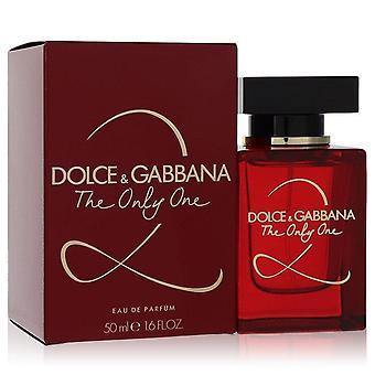 Das einzige 2 Eau de Parfum Spray von dolce & gabbana 558392 50 ml