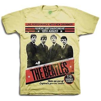 Beatles unisex premium tee: 1962 port solljus