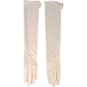 Kenmont Fashion UPF 50+ nyári Sun UV védelem női hosszú ujjú kesztyűk, 003-36