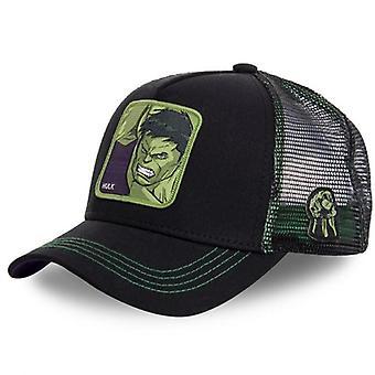 גיבור גיבור-על האלק סנאפבק כותנה כובע בייסבול