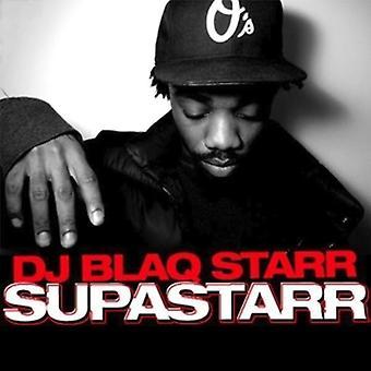 DJ Blaqstarr - Supastarr [Vinyl] USA import