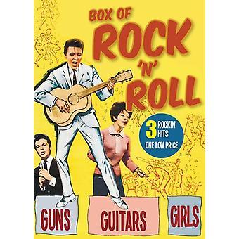 Box of Rock & Roll [DVD] USA import