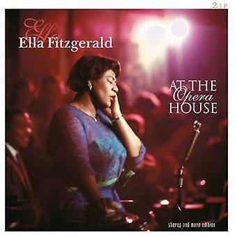 Ella Fitzgerald - in Opera House [Vinyl] USA import
