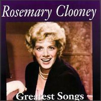 Rosemary Clooney - Greatest Songs [CD] USA import