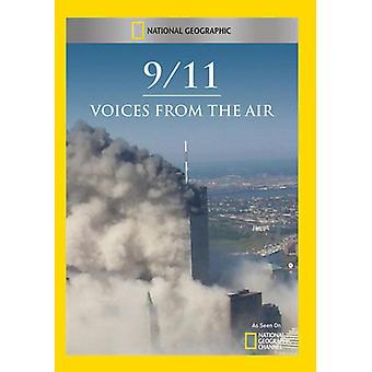 9/11: Stimmen aus der Luft [DVD] USA Import