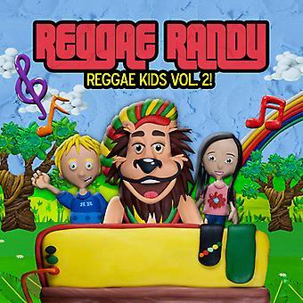 Reggae Randy - Reggae kinderen Vol 2 [CD] USA importeren