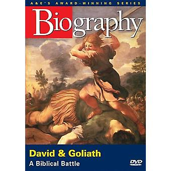 Importer des USA du roi David [DVD]