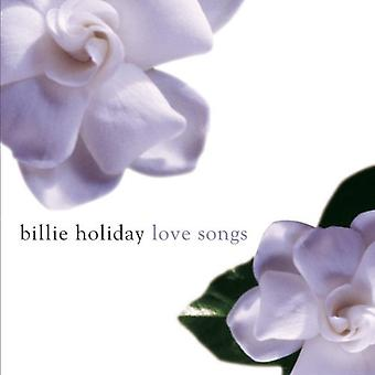 Billie Holiday - importazione USA Love Songs [CD]