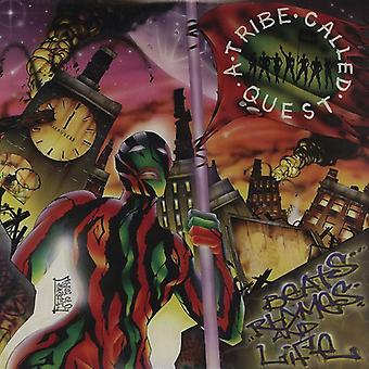 Tribe Called Quest - Beats Rhymes & Life [Vinyl] USA import