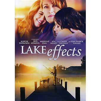 Lake Effects [DVD] USA import