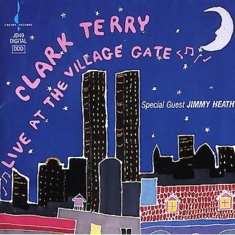 Clark Terry - Live From the Village Gate [CD] USA import