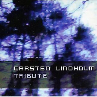 Carsten Lindholm - Tribute [CD] USA import