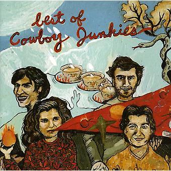 Cowboy Junkies - Best of import USA Cowboy Junkies [CD]