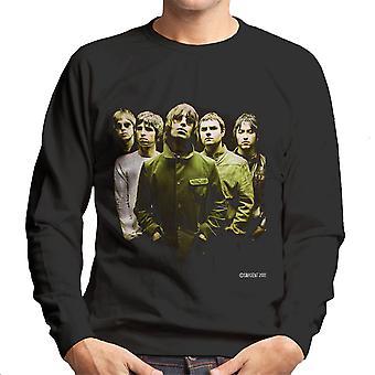 Oasis zespół Liam Noel Gallagher męska Bluza