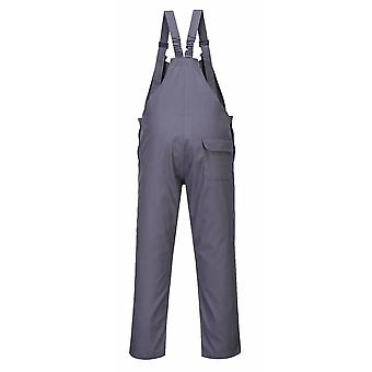sUw - Bizflame Pro Flame Resistant Safety Workwear Bib & Brace Dungarees