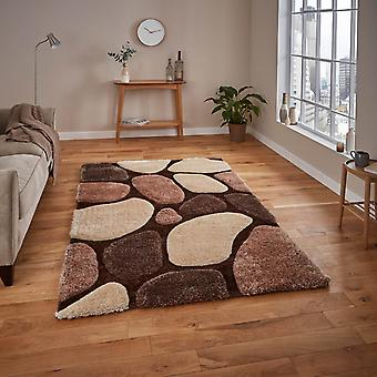 Noble House tappeti Nh G1631 marrone / Beige