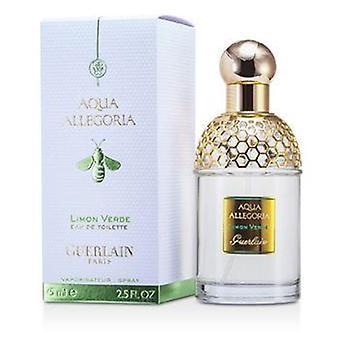 Guerlain Aqua Allegoria Limon Verde Eau De Toilette vaporizador - 75ml / 2.5 oz