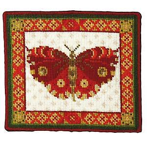 Red Kit Tapisserie papillon