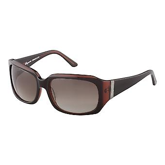 Elegant sunglasses for women by Burgmeister with 100% UV protection | solid polycarbonate frame, high quality sunglasses case, microfiber glasses pouch and 2 years warranty | SBM202-272 Sydney